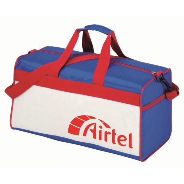 Bolsa de deporte en nylon ideal para cualquier deporte.
