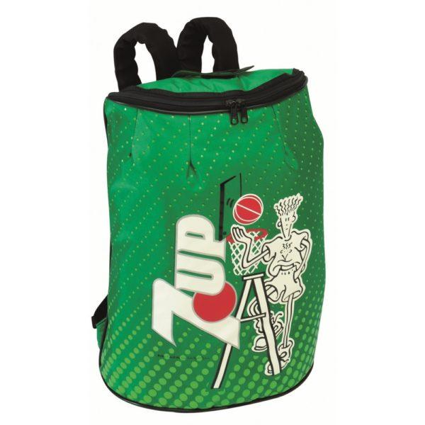 Bolsa mochila con amplio espacio para lo que necesites.